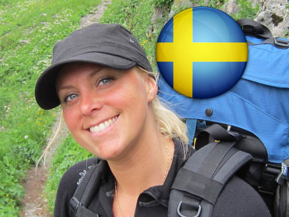 Ida Olsson - Sweden