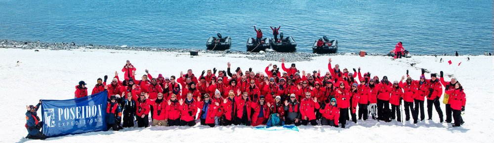 Click here to see the latest special offers from Poseidon        Expeditions on Arctic, Antarctic and North Pole adventures...