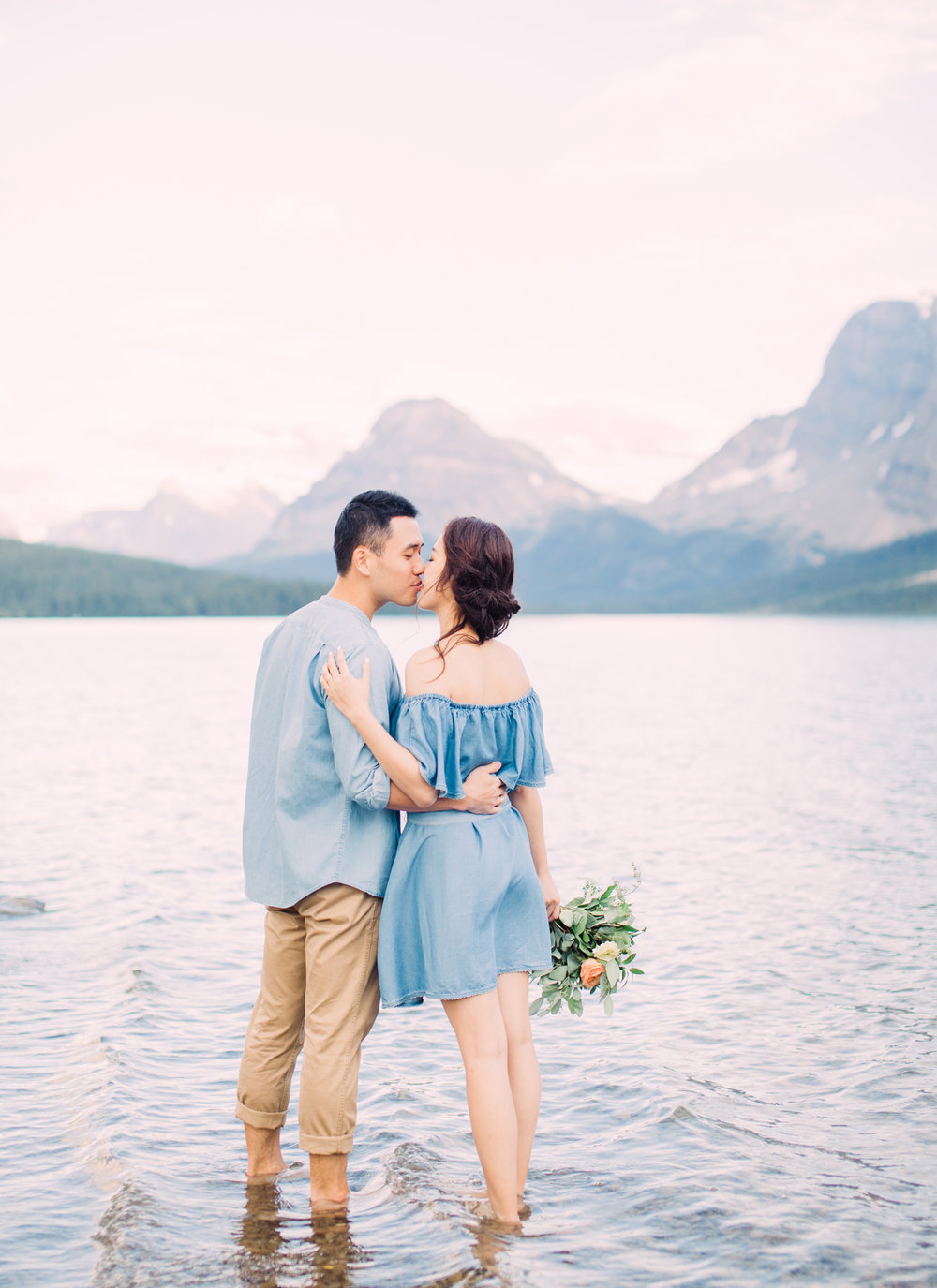 Helen + Gary - Banff, Alberta
