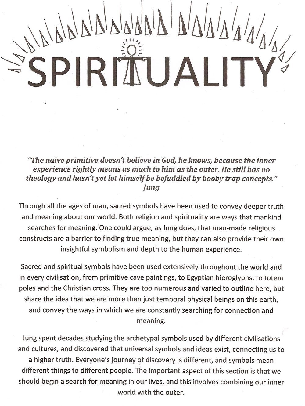 Spirituality Creativity Pack Square The Circle