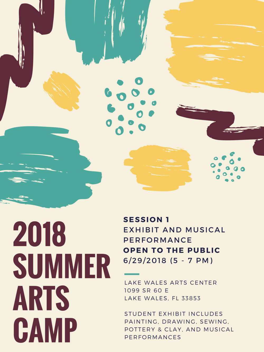 2018_ArtsCamp_Session1_ExhibitFlyer.png