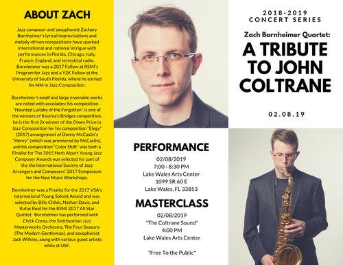 Concert Series Bios — Lake Wales Arts Council