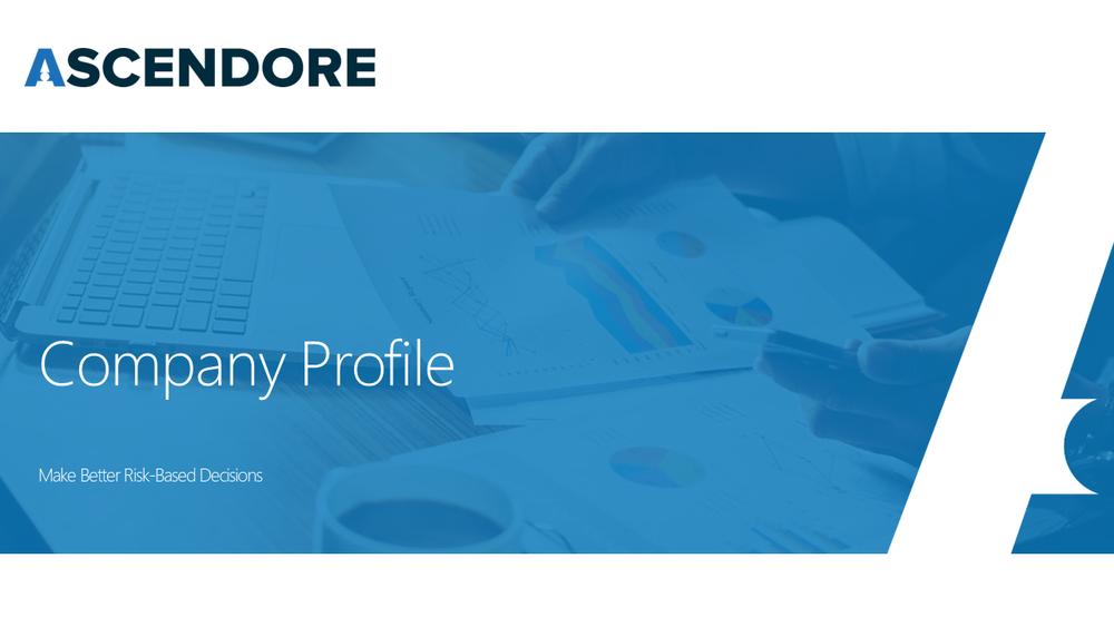 Ascendore Company Profile