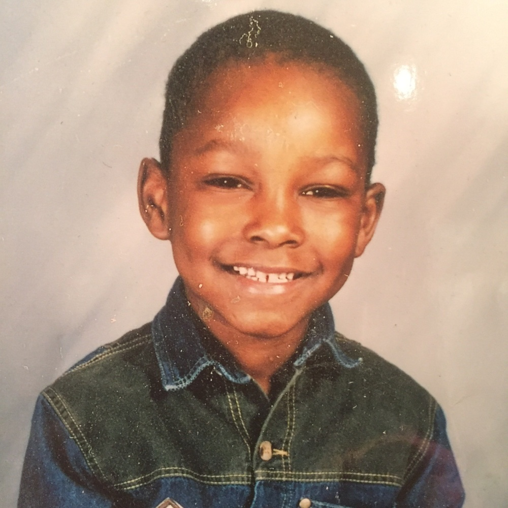 Tyshaun Barnett, 6 years old