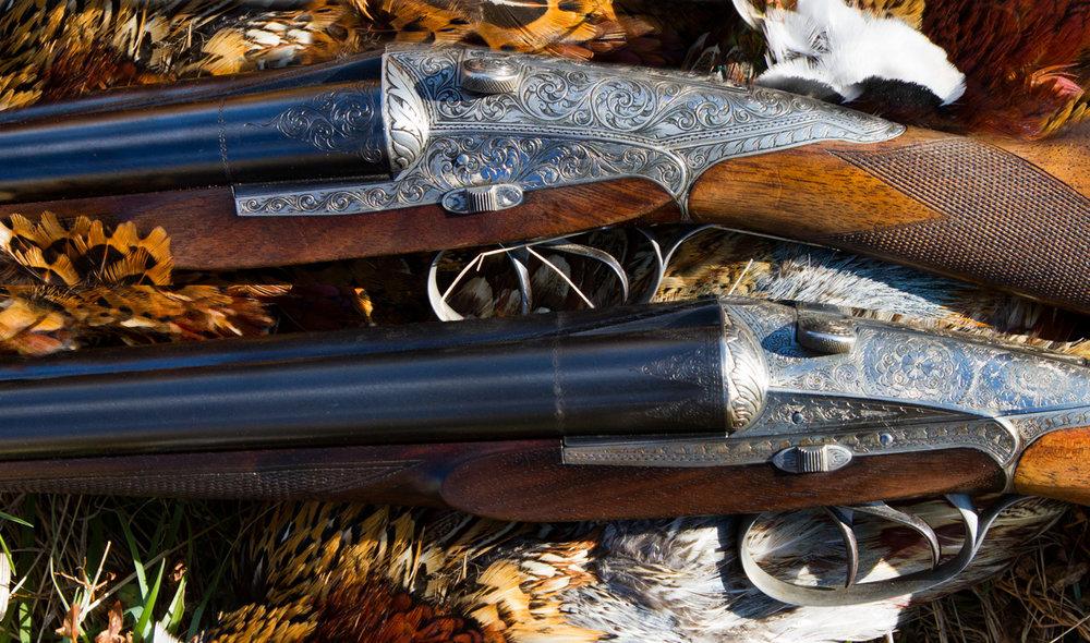 Bismuth ammo and Darne shotguns, a match made in heaven!