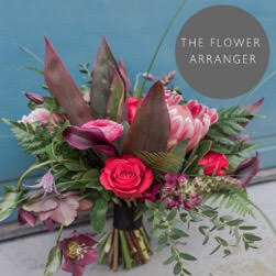 The Flower Arranger are not your traditional high street Florist - far from it.  We work hard to offer our customers something a little bit different. Vibrant colours and interesting textures play an integral role in each and every one of our designs.