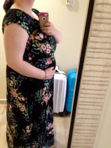 Me at 17 weeks