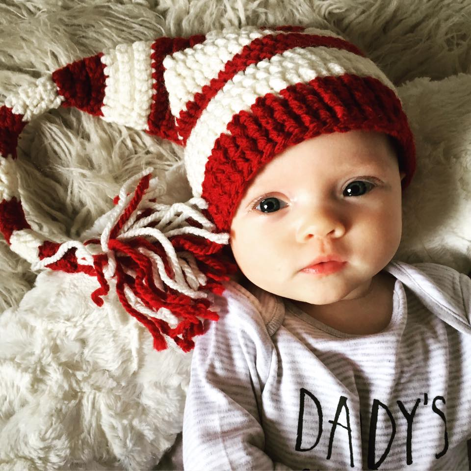 We are totally smitten for this cutie sent in by Laura Palfreeman