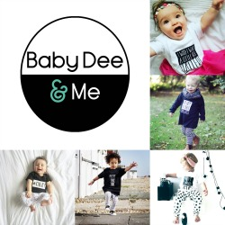 Baby Dee & Me is a fresh clothing brand bringing unique designs for your little ones inspired by a love of music!