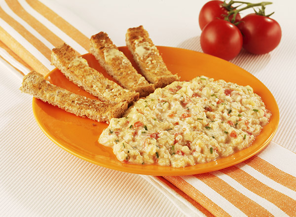 Recipe scrambled egg on toast with grilled tomato and so to family recipe scrambled egg on toast with grilled tomato forumfinder Choice Image