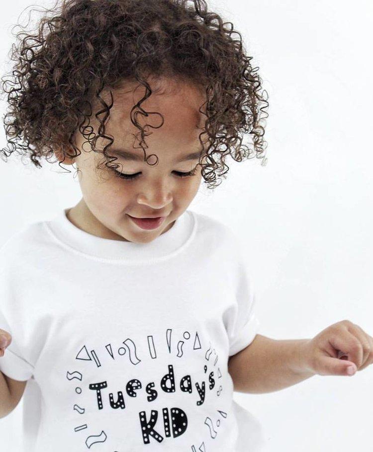 Kids Tee |  Baby Dee & Me