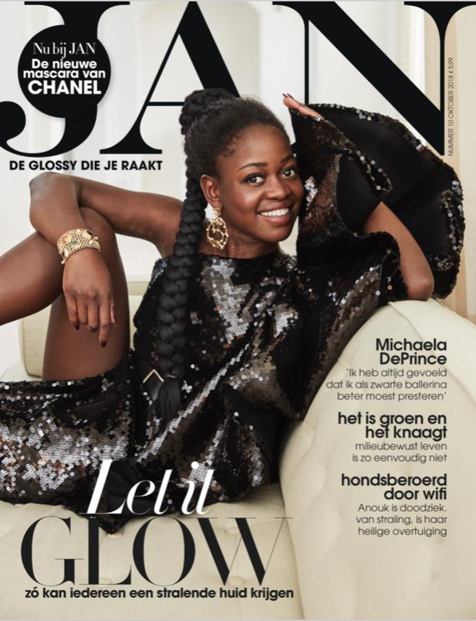 Cover JAN Magazine October 2018