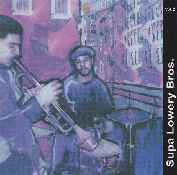 Supa Lowery Bros Vol. 2 - Supa Lowery Bros