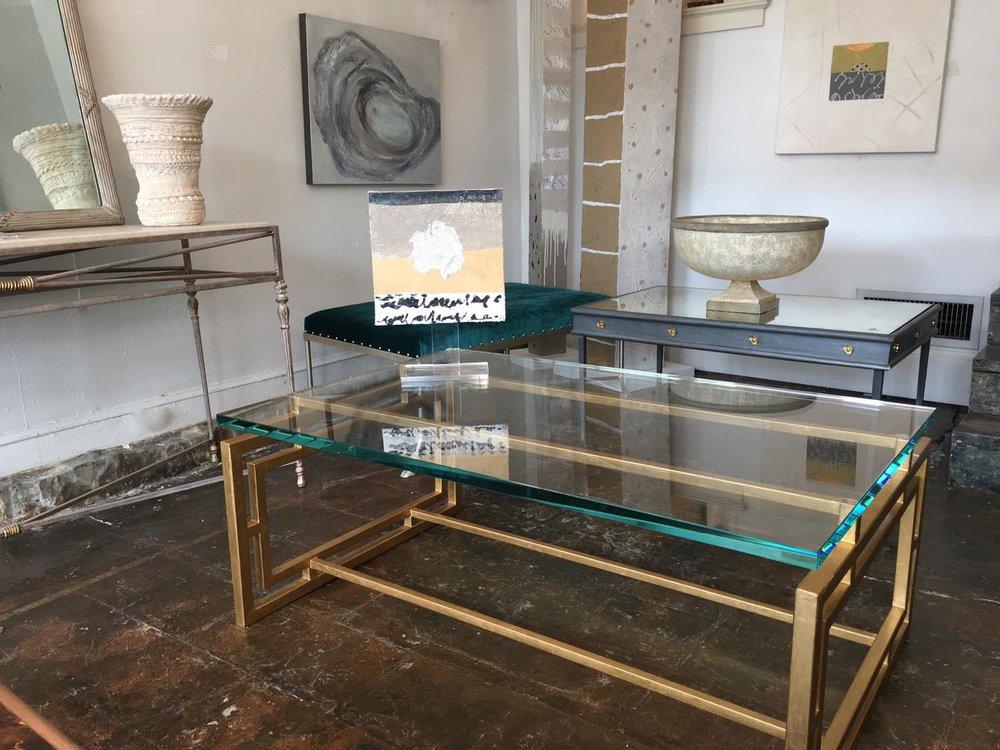 PONTCHARTRAIN COCKTAIL TABLE