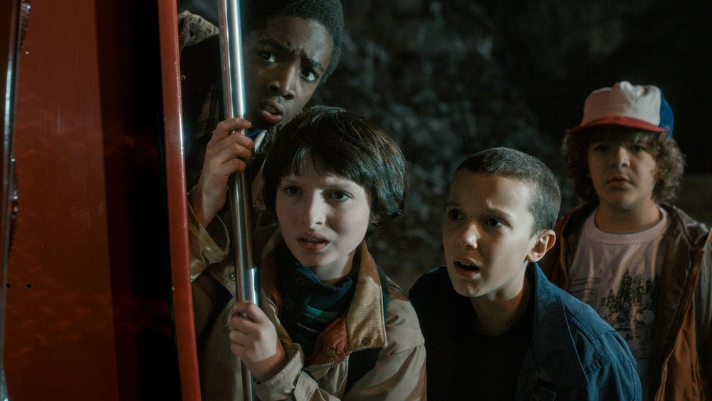 The eight episodes of Netflix's first season of Stranger Things flow seamlessly together, making binge-watching easy and—depending on how invested viewers become in the story—almost necessary.