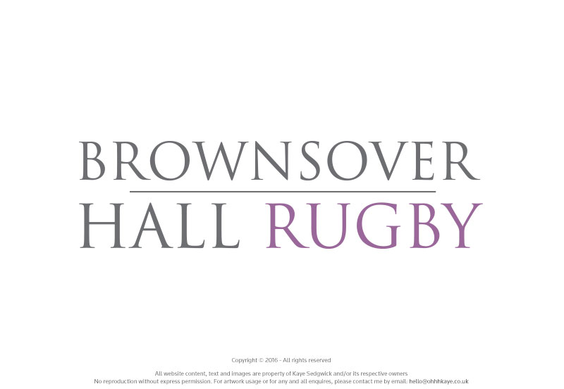 OhhhKaye Branding and Logo Design Brownsover Hall Rugby