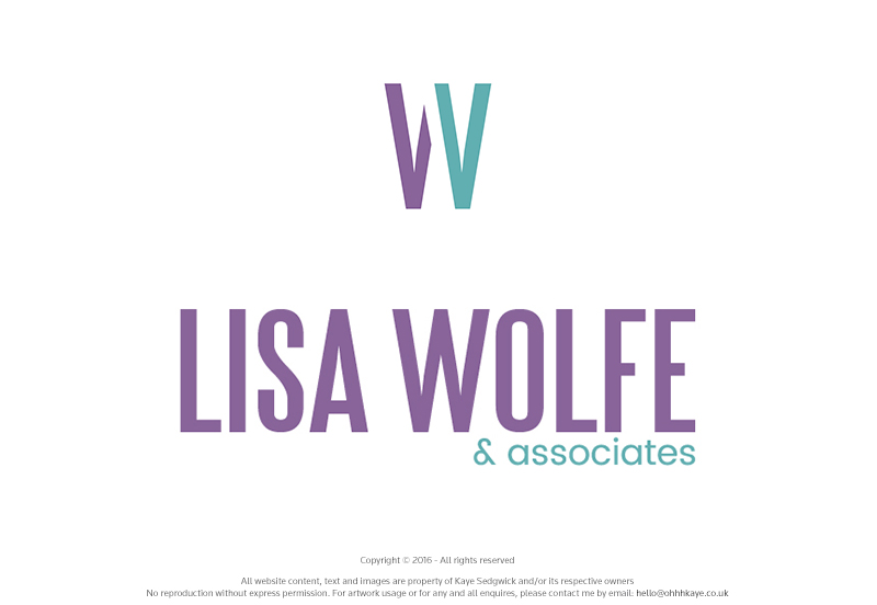 OhhhKaye Branding and Logo Design Lisa Wolfe