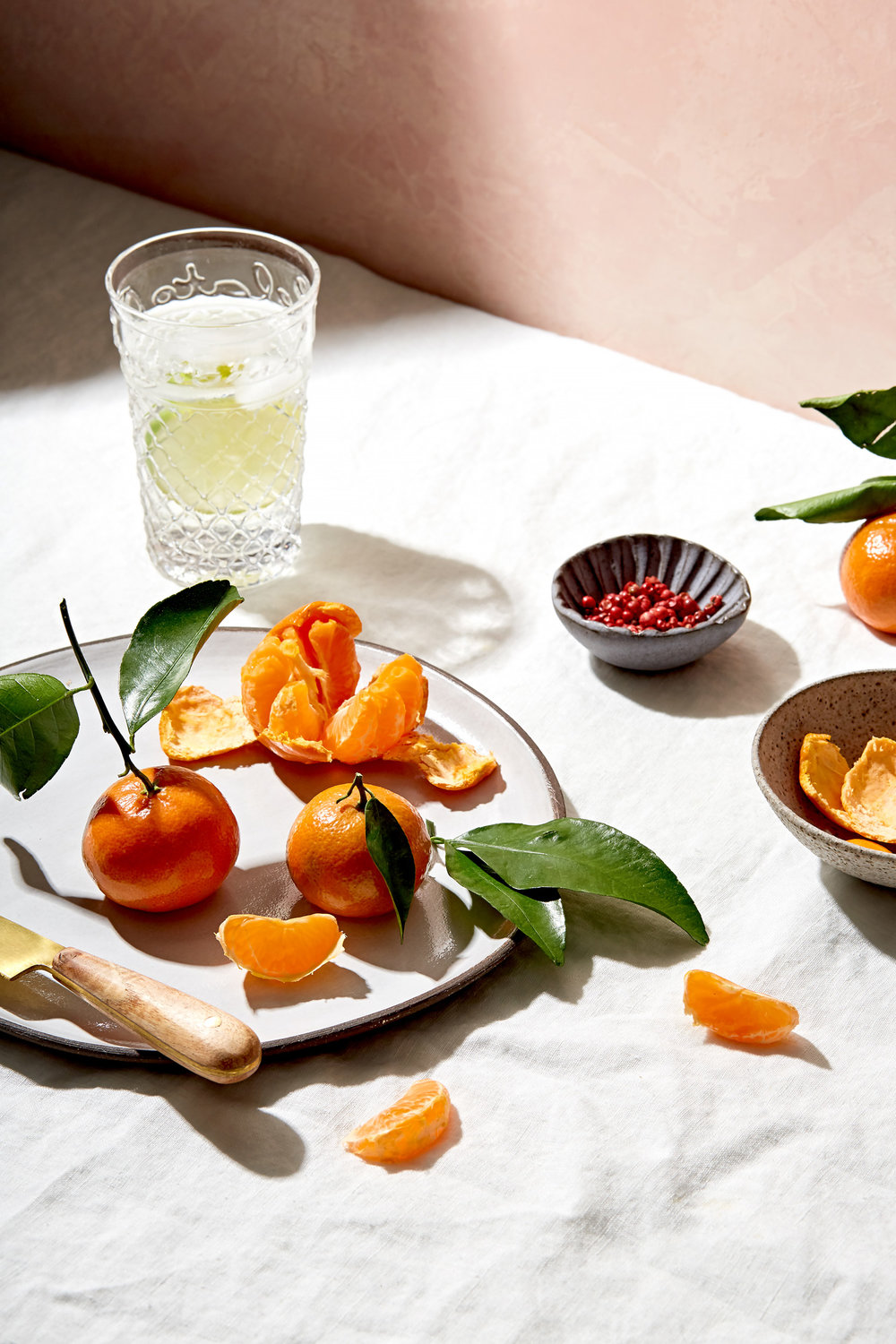 emily hawkes food photographer mandarin oranges
