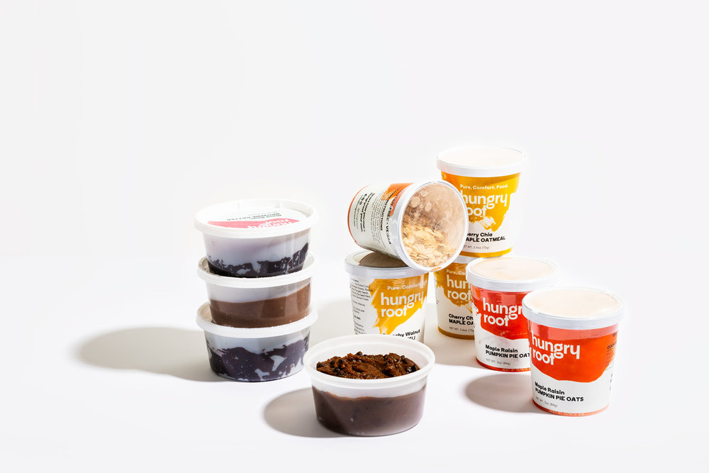hungryroot packaging for grab and go items