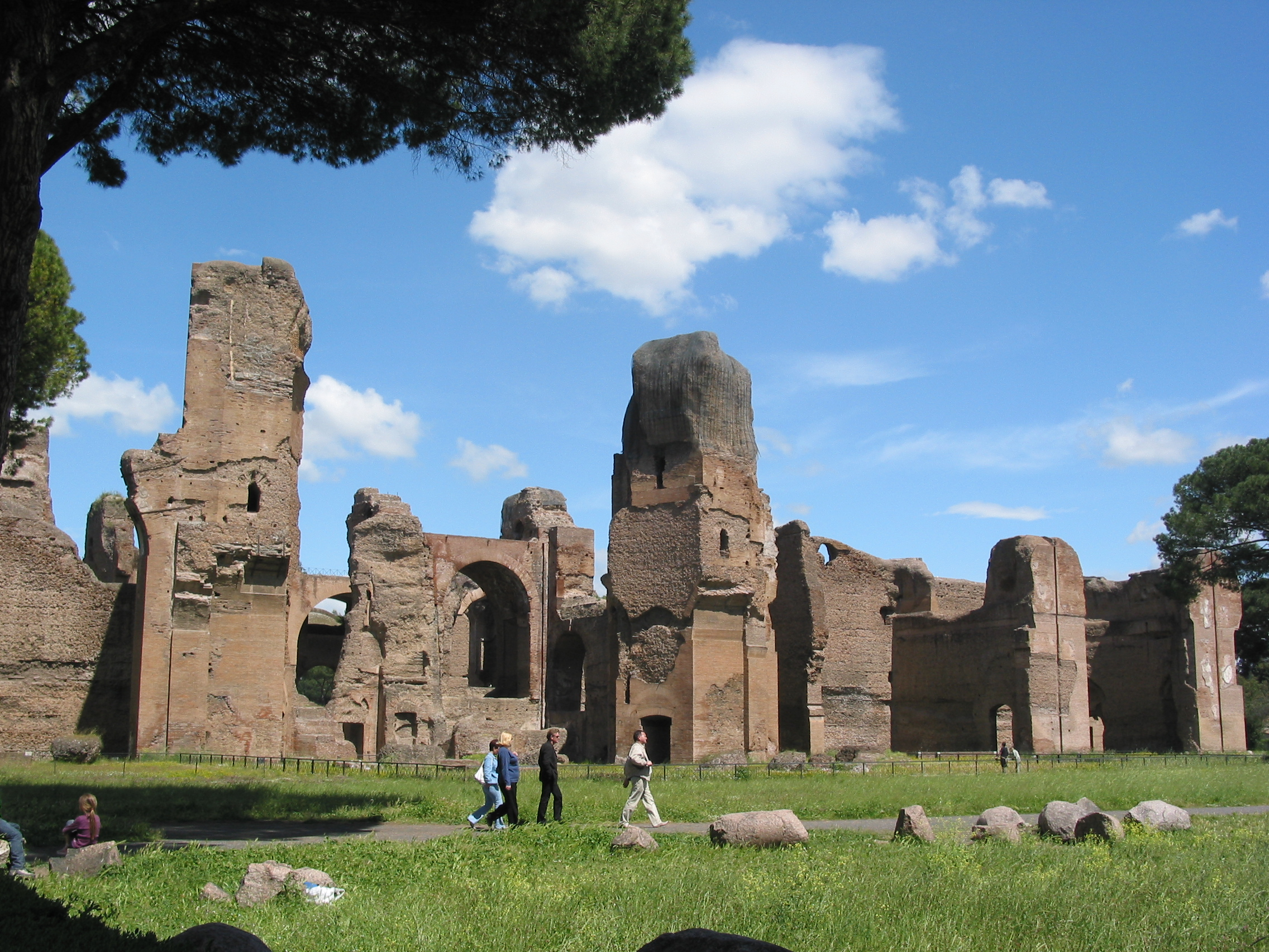 Summer In Rome: Opera At Baths Of Caracalla