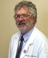 Photo of Dr. George J. Goldman
