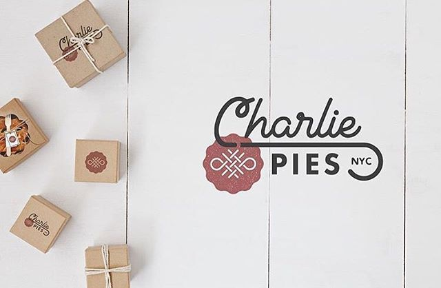 What do you all think of our new lovely logo 👀 by the amazing @__jeff.hendricks ? He is a visionary, with a real understanding of our company 🙏 Highly recommended for any of your Graphic Design needs! He's a true pro and whips up crazy cool ideas in no time! 💝 #charliepies 🥧