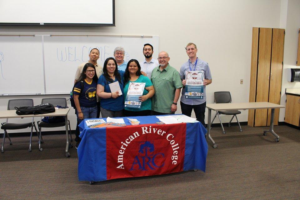 ODA at American River College.