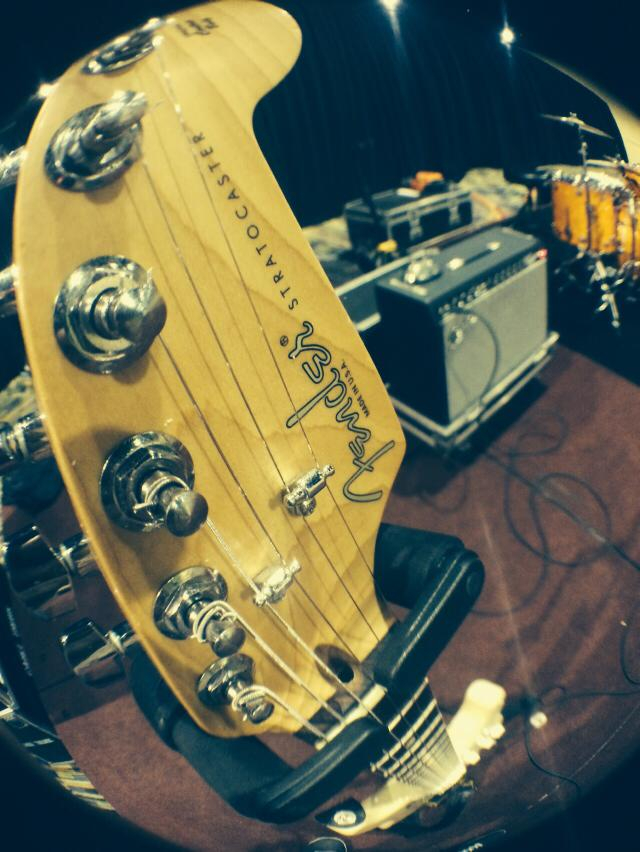 Fender Stratocaster :: Orlando Backline Rental Services