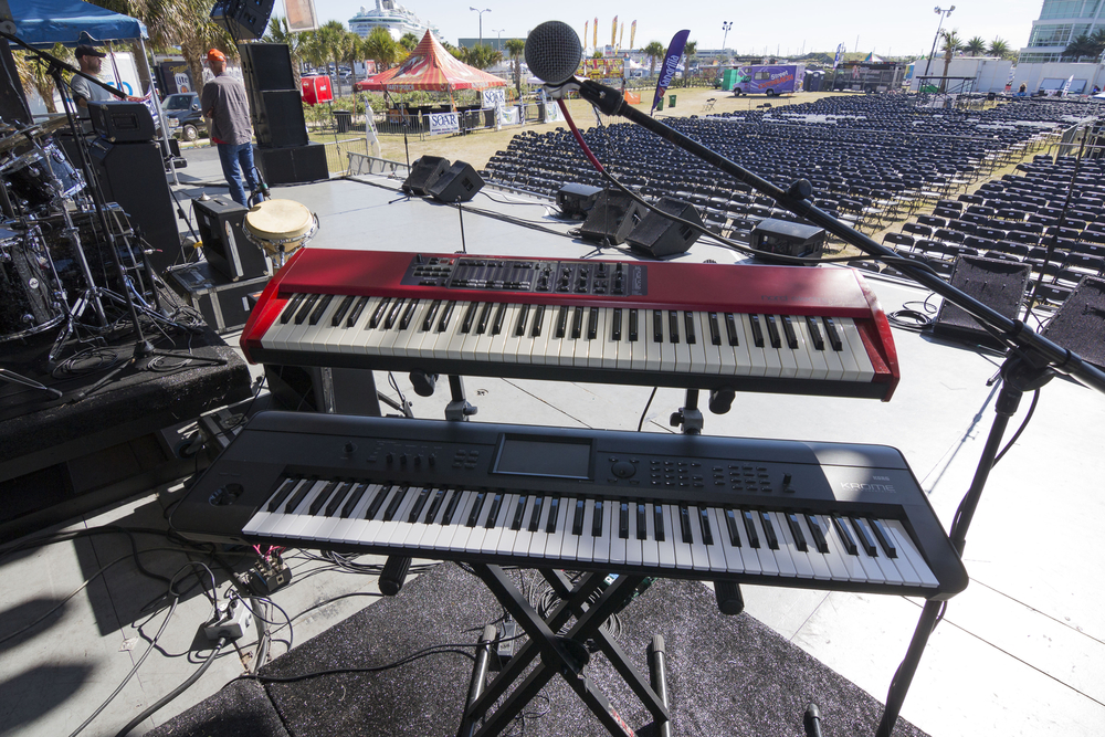Nord Keyboards :: Orlando Backline Rental Services