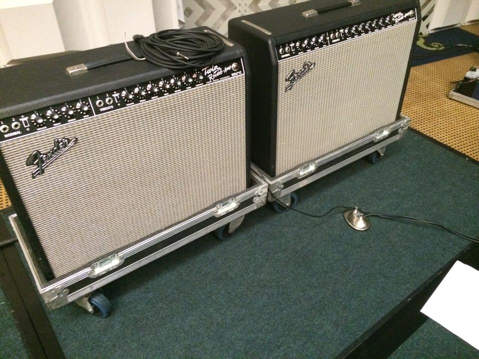 Fender Amplification :: Orlando Backline Rental Services