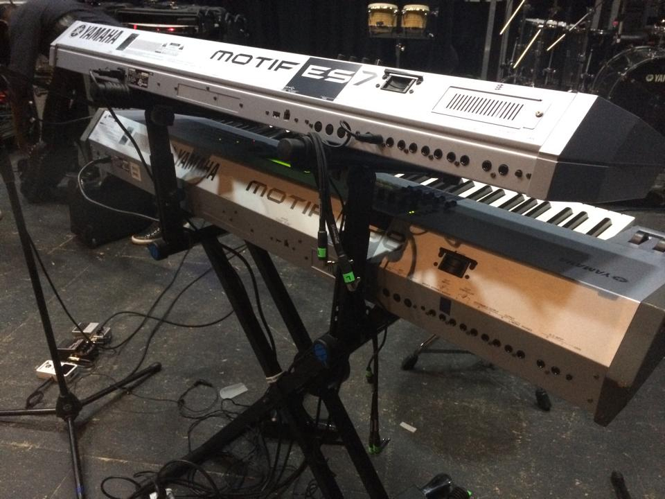 Yamaha Keyboards :: Orlando Backline Rental Services