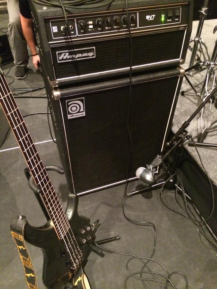 Ampeg Bass Amplifiers :: Orlando Backline Rental Services
