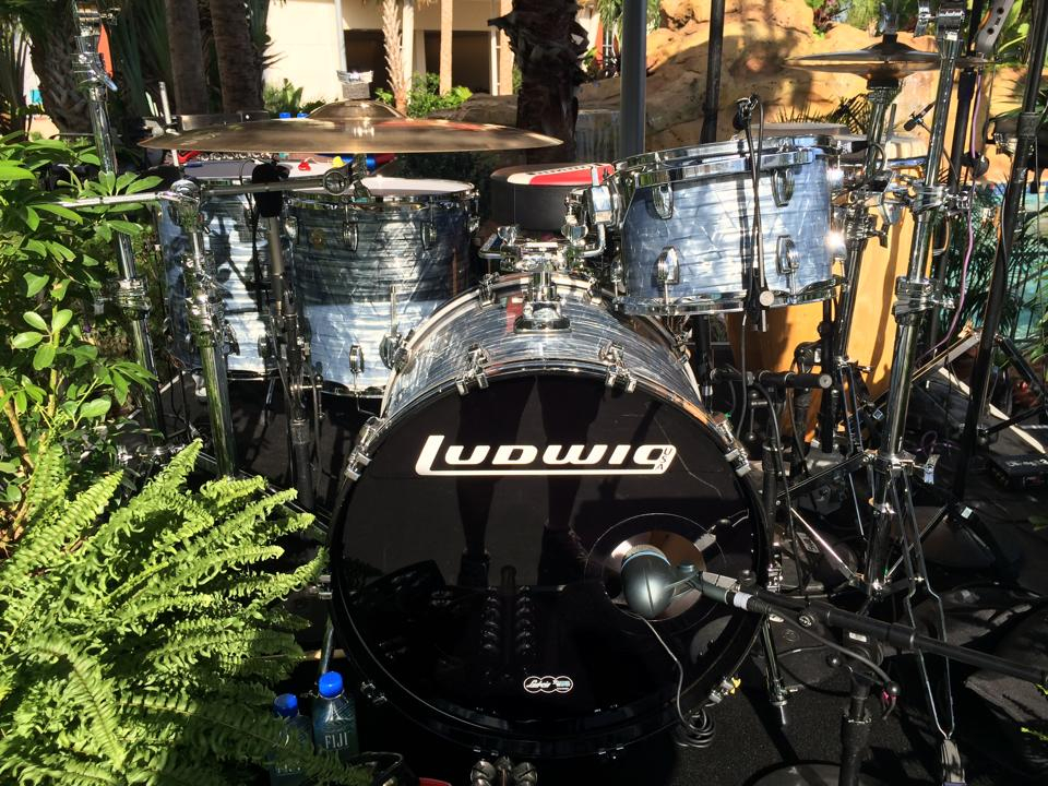 Ludwig Drums :: Orlando Backline Rental Services