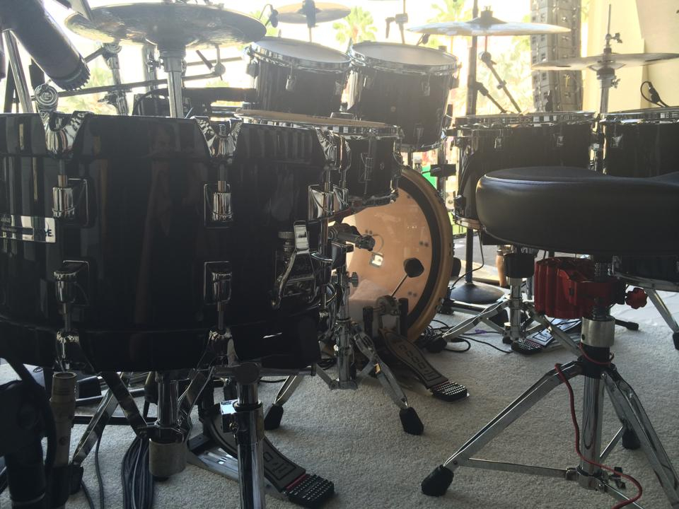 Taye Drums :: Orlando Backline Rental Services