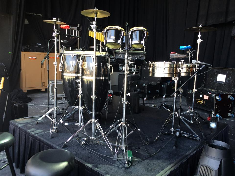 Latin Percussion :: Orlando Backline Rental Services