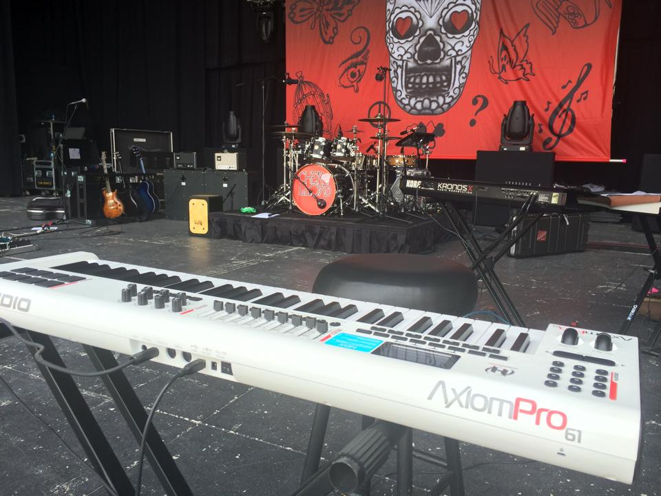 M-Audio Keyboards :: Orlando Backline Rental Services