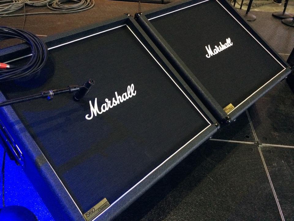 Marshall Amplification :: Orlando Backline Rental Services