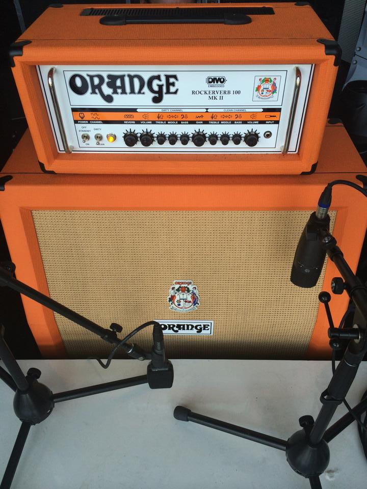 Orange Amplification :: Orlando Backline Rental Services
