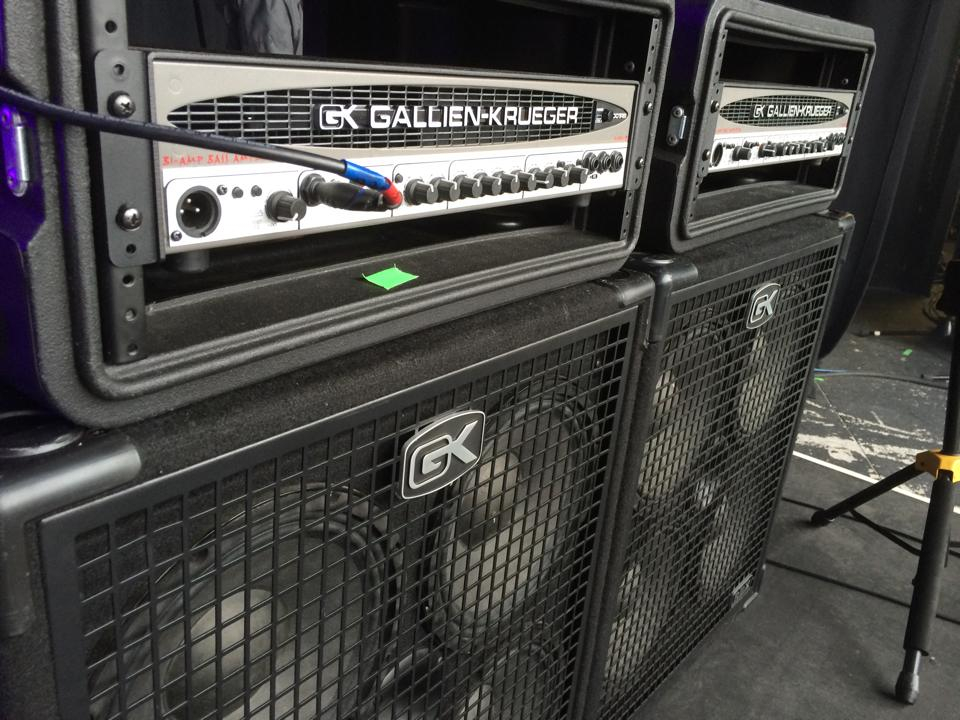 Gallien-Krueger :: Orlando Backline Rental Services