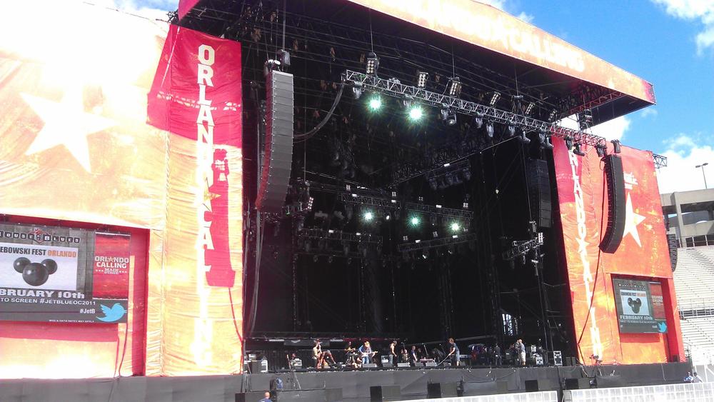 Concert Venues :: Orlando Backline Rental Services