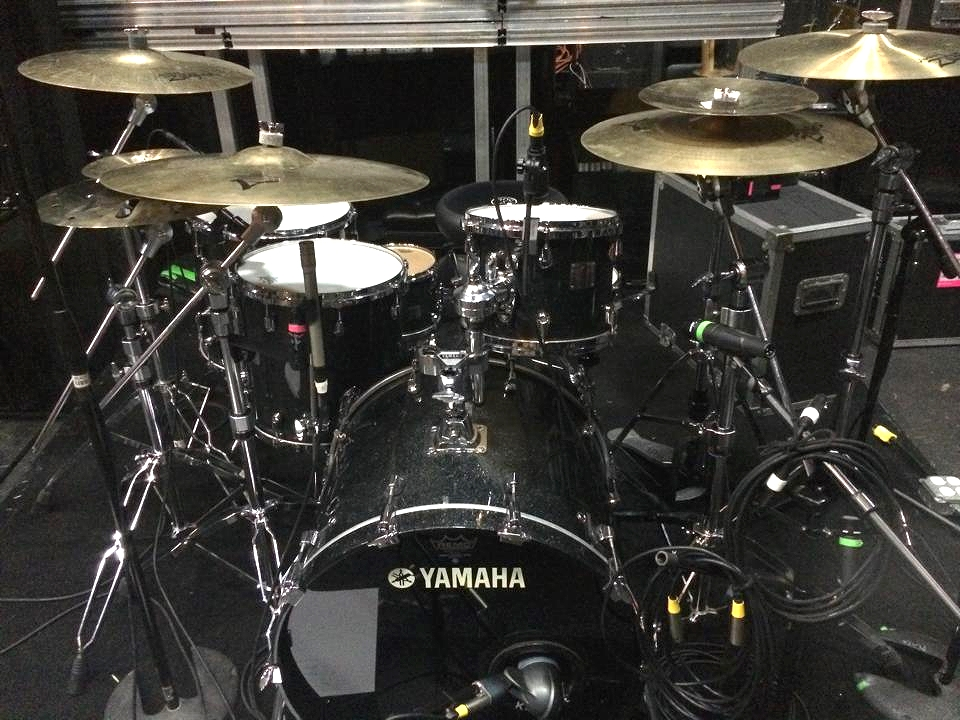 Yamaha Drums :: Orlando Backline Rental Services