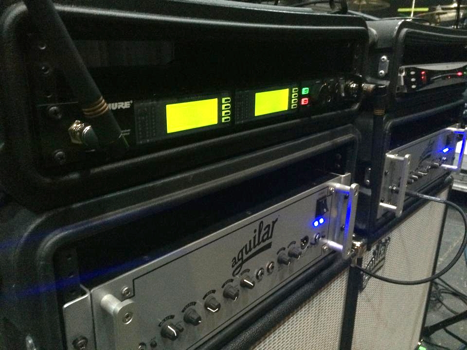 Shure Wireless :: Orlando Backline Rental Services