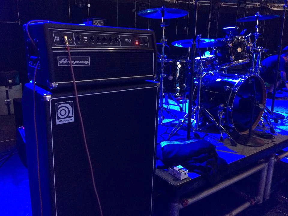 Ampeg Amplification :: Orlando Backline Rental Services