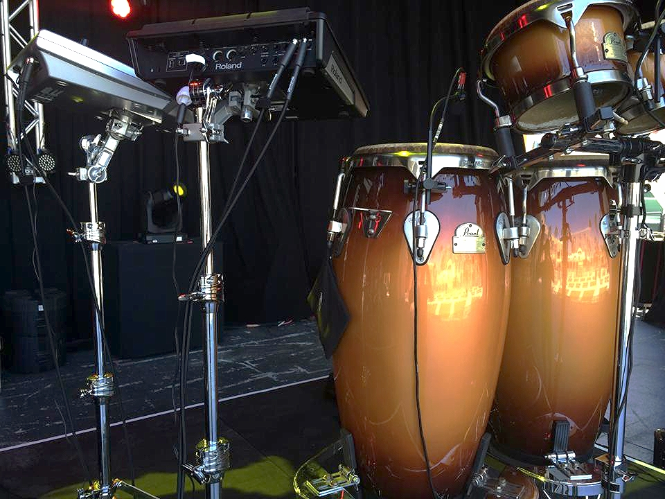 Pearl Percussion :: Orlando Backline Rental Services