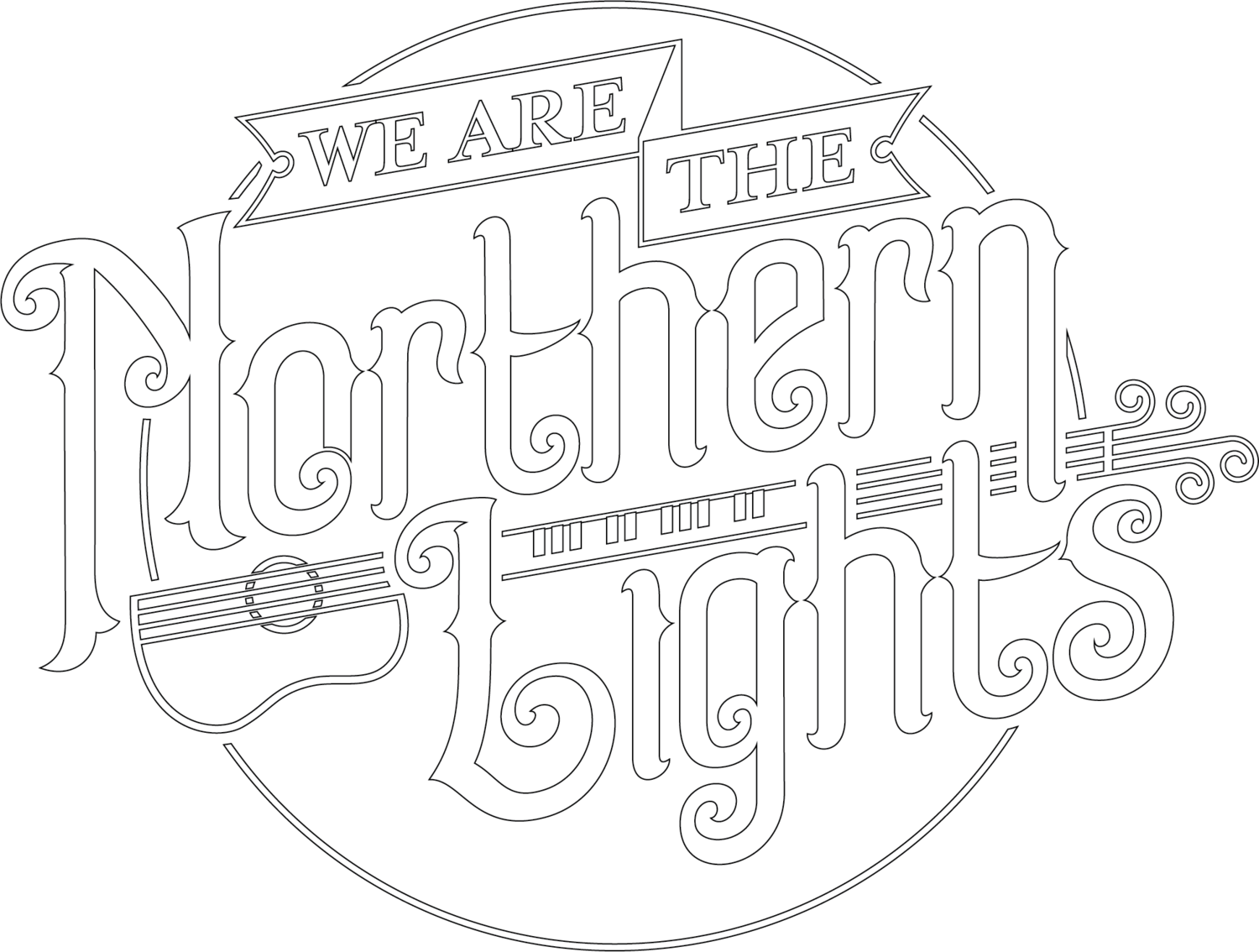 We Are The Northern Lights