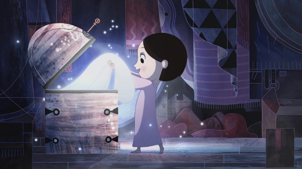 Song of the sea, 2014. Song of the sea is one of the examples where the costume is the star of the show and gives the character the power to transform. The white sealskin coat helps Saoirse transform herself into a seal.