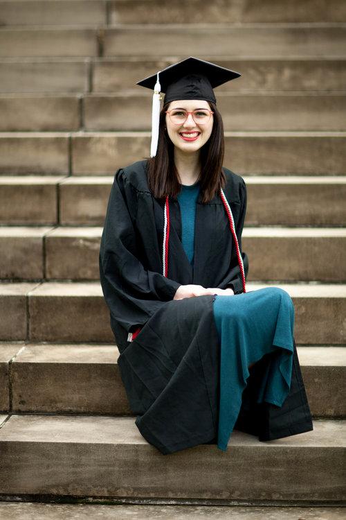 Kelsie - Ohio State Graduation