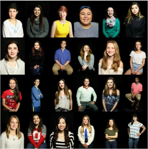 Hispanic Identity Project - Click here to view the entire project!