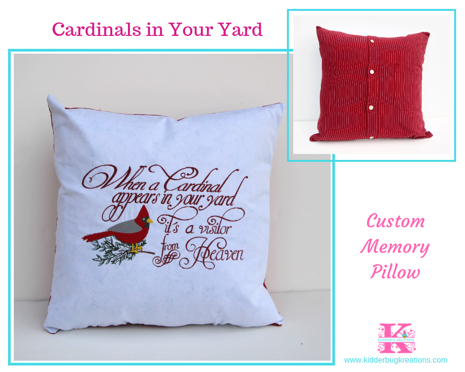 Cardinals in Your Yard