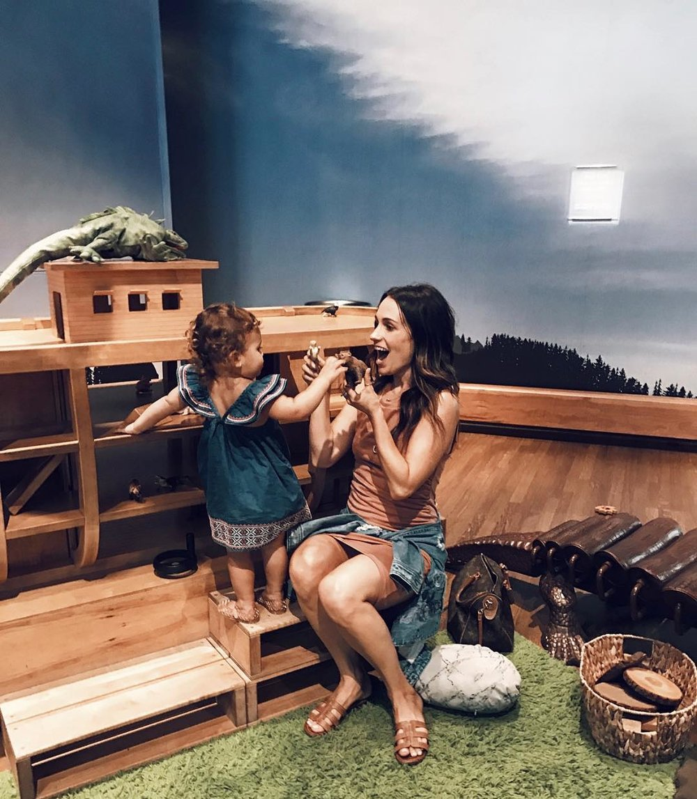 Noah's Ark: Skirball Cultural Center post by: @itsybitsyindulgences